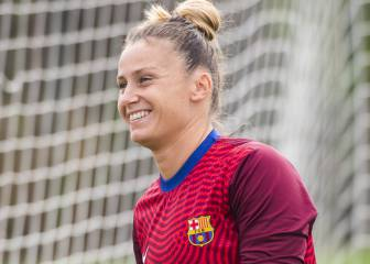 Sandra Paños, única española nominada en los Premios UEFA