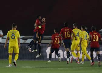 España sube a la séptima posición del Ranking FIFA