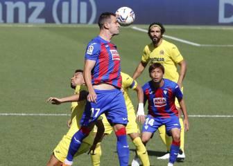 Gerard lidera la remontada del Villarreal ante el Eibar