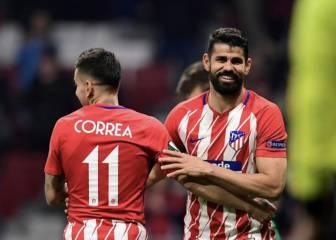 El trabajo oculto de Costa y Correa para volver al 100%
