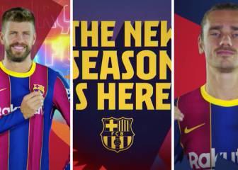 El Barcelona presentó en este vídeo a la plantilla y deja claro los tres con los que no cuenta