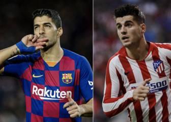 Suárez se acerca al Atlético y Morata apunta a la Juventus