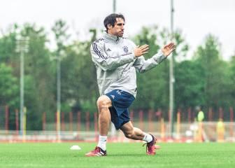 Javi Martínez entra en la lista del Bayern para la Supercopa