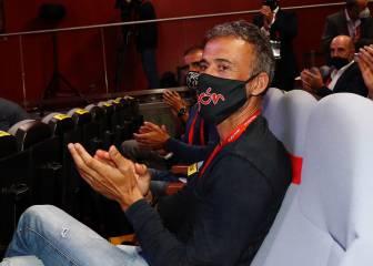 Luis Enrique dará la lista de España en Barcelona