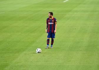 La soledad de Messi