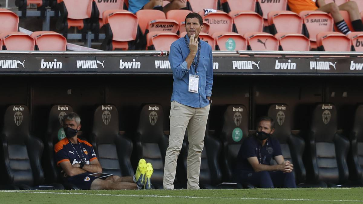 """Javi-Gracia:-""""In-the-three-games-we-have-been-worse-than-our-rivals"""""""