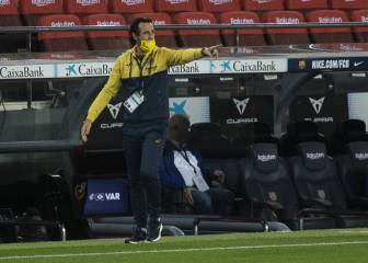 """Villarreal Emery: """"Pido perdón, es mi responsabilidad la mala primera mitad"""" 1"""