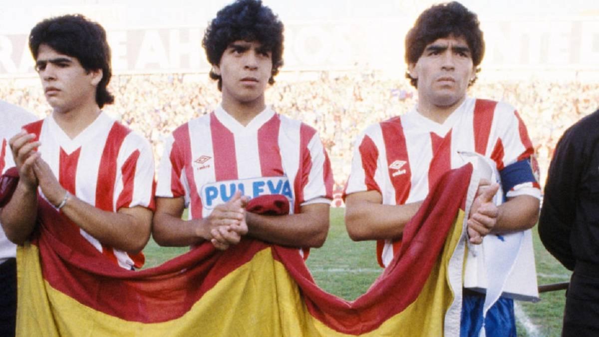 The-day-Maradona-played-for-Granada-against-Malmoe