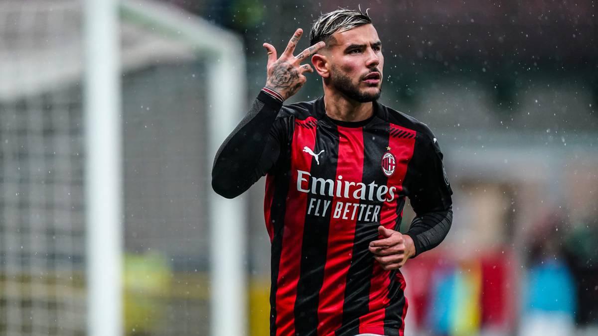 """With-Theo-Hernández-Milan-flies"""
