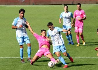 Las Palmas, que fue mejor con 10 jugadores, perdonó a un Málaga verde y sin ataque 2