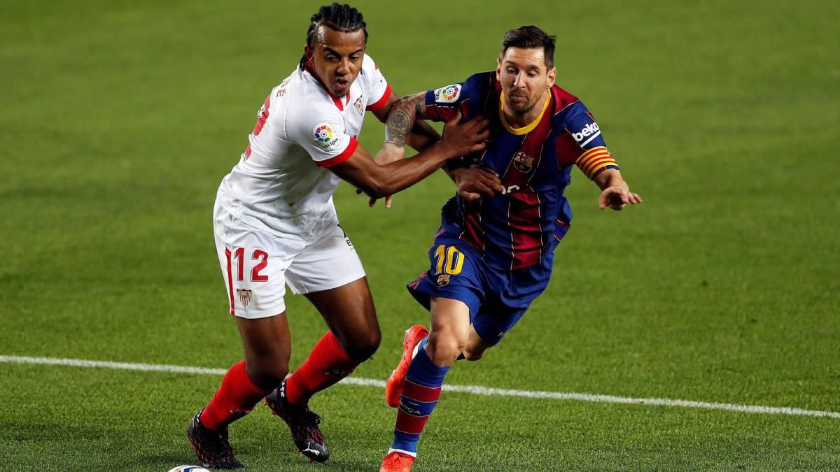 Sevilla-already-manages-to-improve-Jules-Koundé's-contract