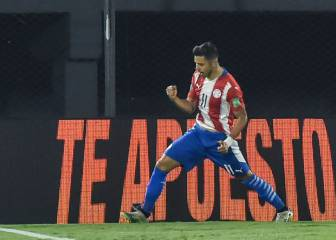 Otero, titular en la Vinotinto; Romero en Paraguay 1