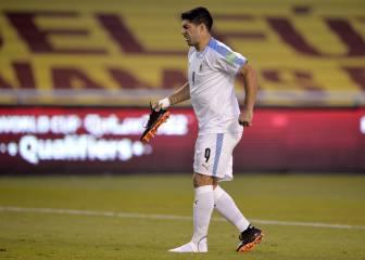 La Uruguay de Suárez y Valverde se ahoga en Quito 1