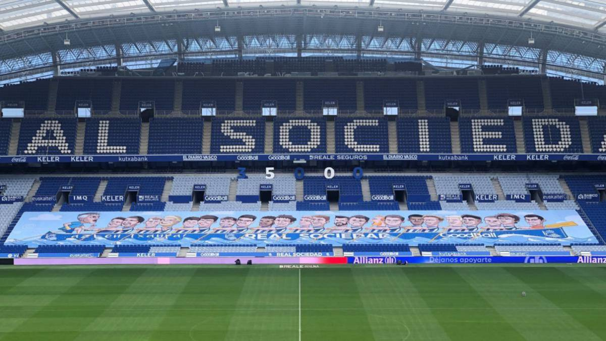 La-Real-wants-to-play-with-1,000-spectators-against-Naples