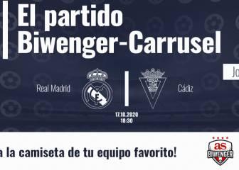 ¡Otra oportunidad de ganar la camiseta de tu equipo con El Partido Biwenger-Carrusel!