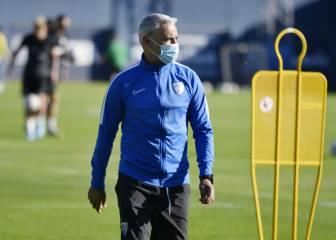 """Sergio Pellicer: """"Adrián volverá al Málaga, no sé si de jugador o como técnico"""" 2"""