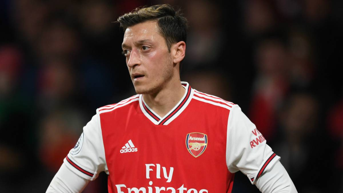 Arteta-leaves-Özil-out-of-the-list-of-Arsenal-of-the-Premier