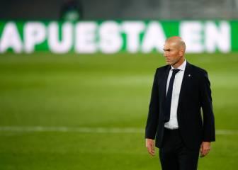 El Madrid da crédito a Zidane 1
