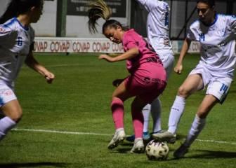 Suspendido el primer partido del Málaga femenino por varios casos de COVID-19 2