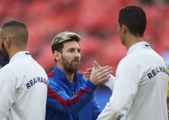 El duelo Cristiano-Messi está en el aire 1