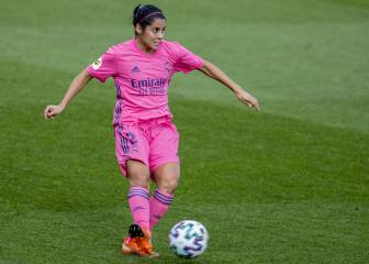 La mexicana Kenti Robles, un puñal para el Real Madrid