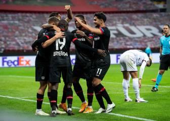 Conoce todos los resultados de la 1ª jornada de la Europa League