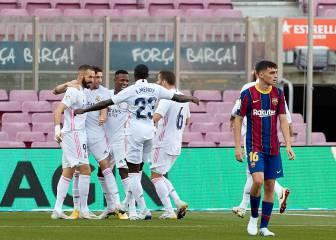 Real Madrid: El Madrid sigue repartiendo gol 1