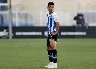 Wu Lei vuelve, pero Keidi Bare y Vadillo son bajas en Málaga 2
