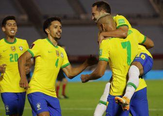 Esta Brasil sólo sabe ganar 1