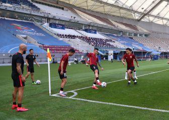 La Confederación Asiática de Futbol elogia los estadios de Qatar 1