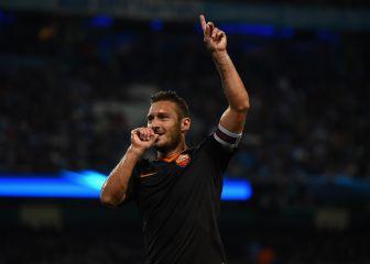 "Totti bate al COVID: ""Lo he pasado mal"""