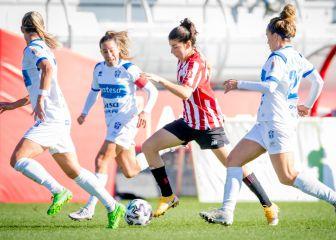 Resumen de la jornada 9: Lucía frena al Granadilla, victorias de Madrid CFF y Levante...