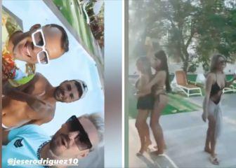La fiesta canaria de Jesé por la que hinchas del PSG piden su salida inmediata
