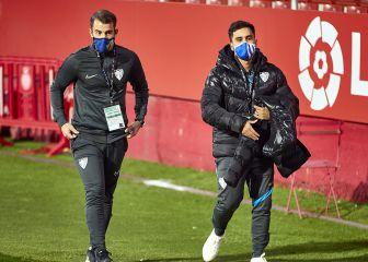 Manolo Sánchez hace historia: entrenador más joven del Málaga 1