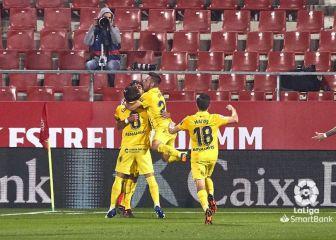 El Málaga recupera la ilusión 1