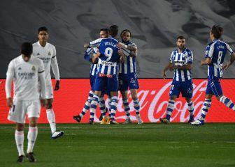 El Madrid lo intenta