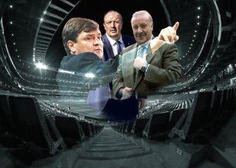 Los entrenadores de la era Florentino Pérez 1