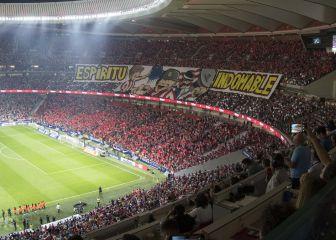 El Atlético exige la investigación de la sanción propuesta por antiviolencia al club
