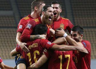 España busca rival en la Final a Cuatro de la Nations League
