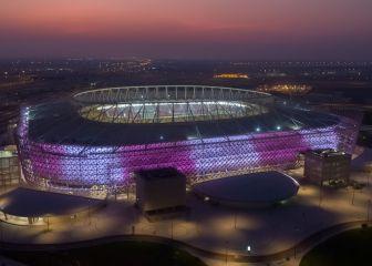 """Al Thawadi: """"La inauguración del estadio Al Rayyan es un avance hacia Qatar 2022"""" 1"""