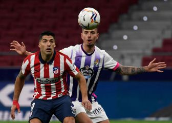Atlético de Madrid-Valladolid en imágenes 1