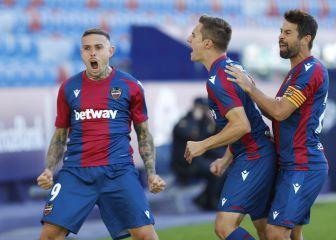 Levante 3-0 Getafe: resumen, resultado y goles | LaLiga Santander 1