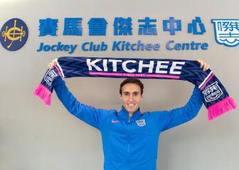 Raúl Baena firma por dos años con el Kitchee de Hong Kong
