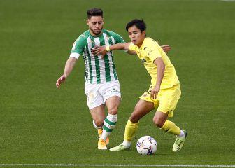 Betis - Villarreal en directo: LaLiga Santander, en vivo 1