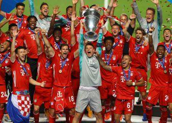 Champions League   Sorteo de la muerte 1