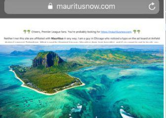 """El Liverpool indigna a las Islas Mauricio: """"¿Y os pagamos 8M€?"""" 1"""