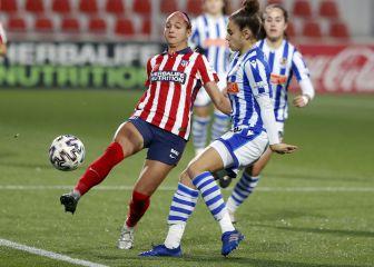 Una Deyna estelar devuelve al Atlético a la Champions