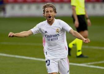 Modric se ve capacitado para estar tres años más en el Madrid 1