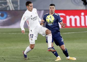 Real Madrid-Celta en imágenes 1