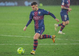 Borja García es baja ante el Barcelona por COVID-19